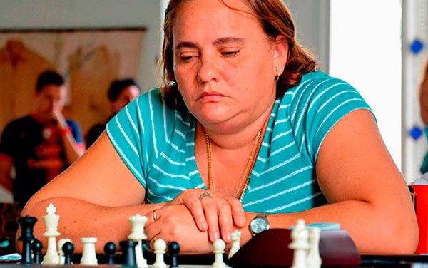 Ajedrecista cubana lidera zonal 2.3 en El Salvador