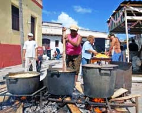 Tradicional ajiaco protagoniza calles camagüeyanas