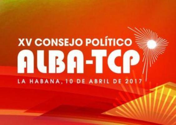 Sesionará en Cuba Consejo Político del ALBA-TCP