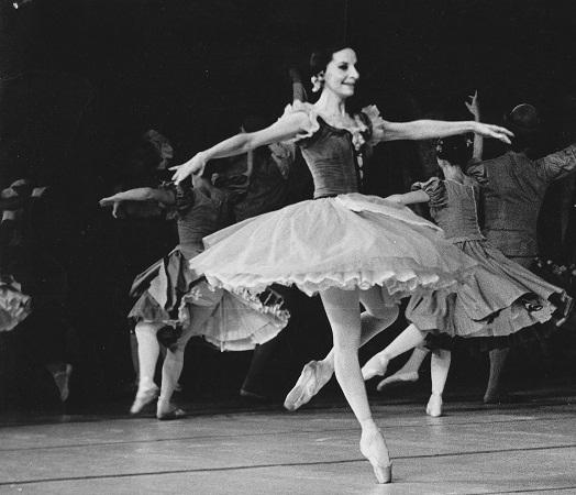 Cumple 75 años primera interpretación en Cuba de Giselle por Alicia Alonso