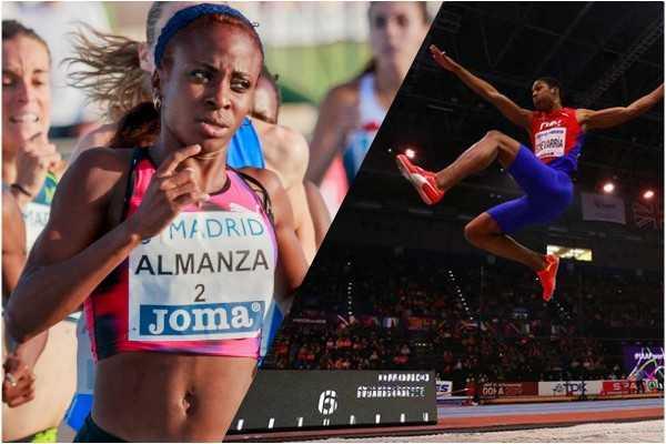 Lideran Echevarría y Almanza representación camagüeyana a la Copa Cuba de Atletismo