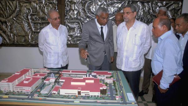 Presidente de Cabo Verde reconoce apoyo de Cuba