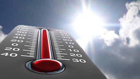 Calor y escasas precipitaciones este jueves en Camagüey