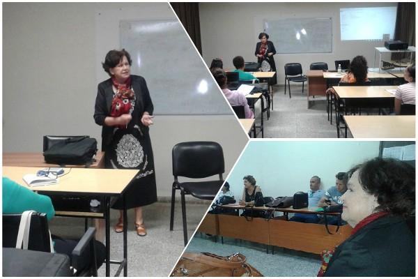 Sociedad Económica Amigos del País estrecha vínculos con Universidad de Camagüey