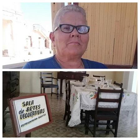La Historia de Nuevitas, contada por Ana María González Porto (+ Audio)