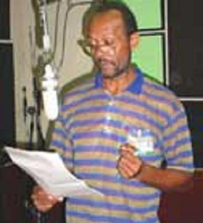 Andrés Miguel Pérez, un loco por la Radio