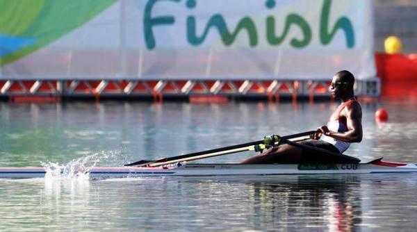 Cubano Fournier discutirá medallas en Mundial de Remo