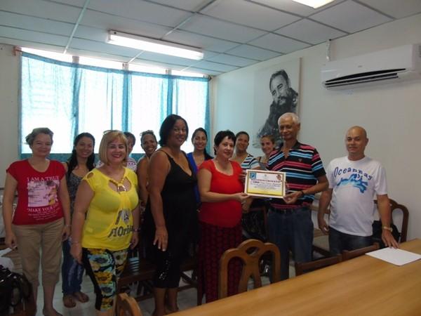 Contraloría Provincial reconoce a Radio Cadena Agramonte por sus 60 años
