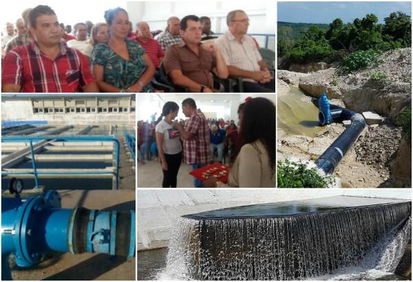 Trabajadores hidráulicos del Camagüey celebran su día