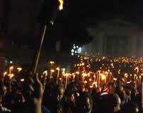 Jóvenes marcharán con antorchas como homenaje al Héroe Nacional Cubano