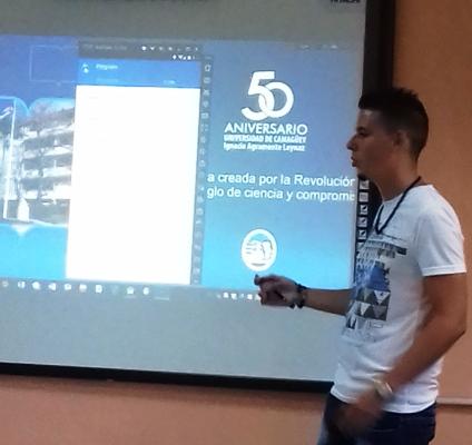 Proponen acercamiento a la historia de la Universidad de Camagüey