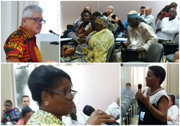 Sesiona en Camagüey VIII Encuentro José Antonio Aponte In Memoriam (+ Audio)