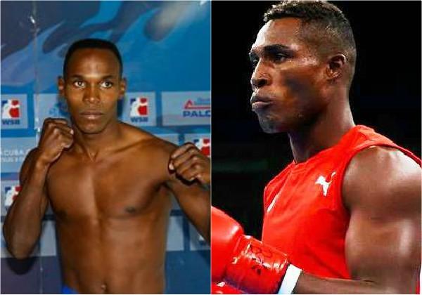 Camagüeyanos Arce y La Cruz en la final de VIII Serie Mundial de Boxeo