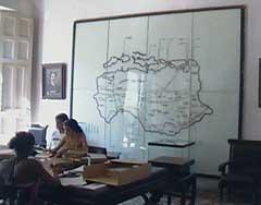 Archivo Histórico Provincial de Camagüey, donde se atesora la historia lugareña
