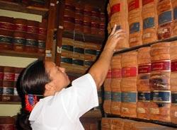 Trabajan en Camagüey por preservar el patrimonio documental de la provincia