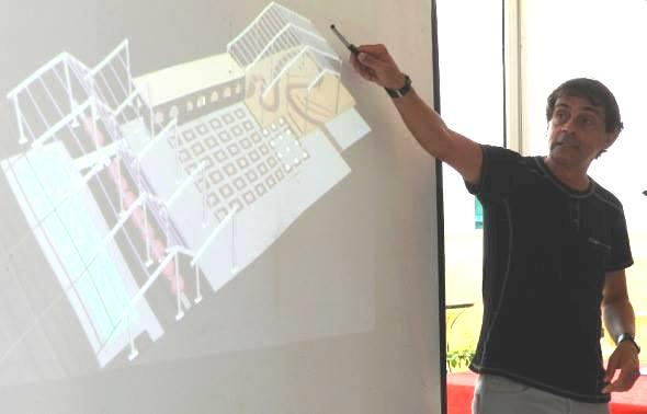 Galardonan a arquitecto camagüeyano con premio Alarife Público