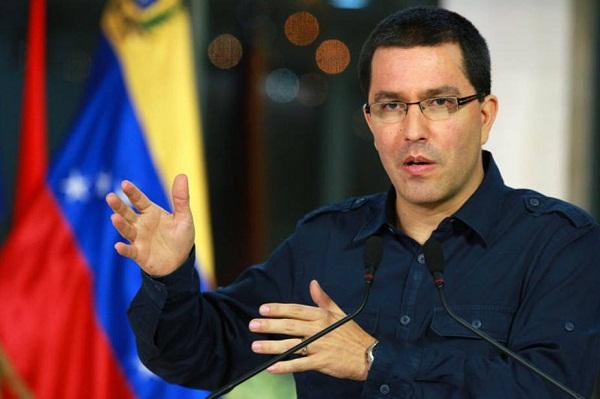 Denuncia Arreaza agresiones de EE.UU. contra políticas sociales en Venezuela