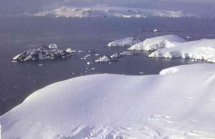 Calentamiento global amenaza balance de ecosistemas antárticos