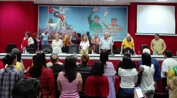 La prensa camagüeyana ratifica su compromiso con el pueblo y la Revolución