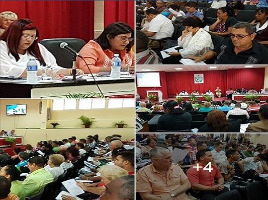 Evalúa Asamblea Provincial del Poder Popular en Camagüey temas del acontecer socioeconómico (+ Post)