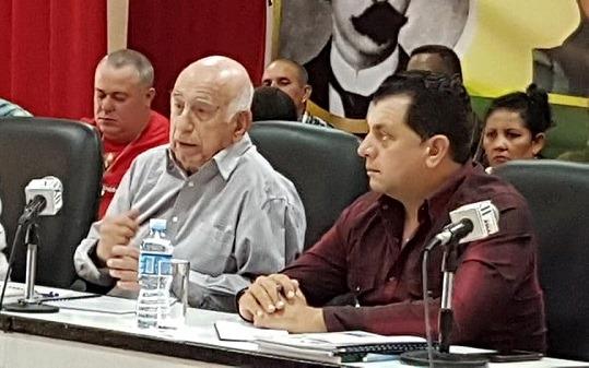 Convoca Segundo Secretario del PCC a campesinos camagüeyanos a producir más y mejor