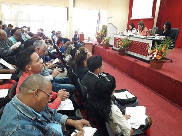 Analizan en Camagüey resultados de rendición de cuenta en actual mandato de Gobierno