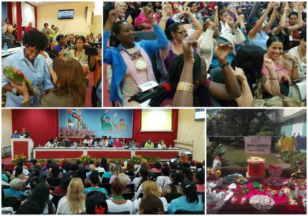 Mujeres camagüeyanas debaten cómo aportar más a la sociedad