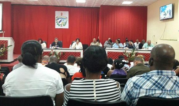 Sesiona hoy Asamblea de Gobierno en Camagüey