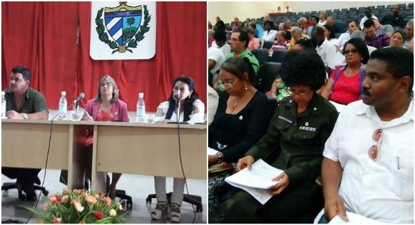 Asamblea de Gobierno en municipio de Camagüey analiza gestión desde la base