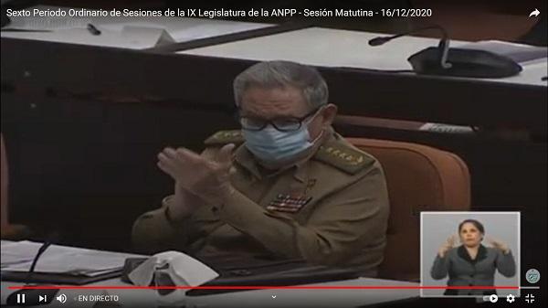 VI período ordinario de sesiones de la Asamblea Nacional del Poder Popular
