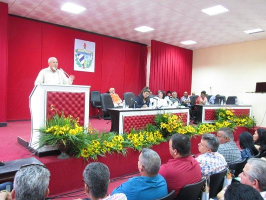 Asamblea Provincial de Gobierno felicita al pueblo camagüeyano
