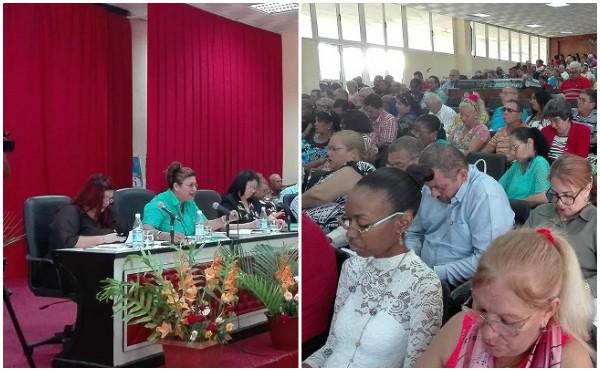 Sesionó en Camagüey Asamblea Provincial del Poder Popular