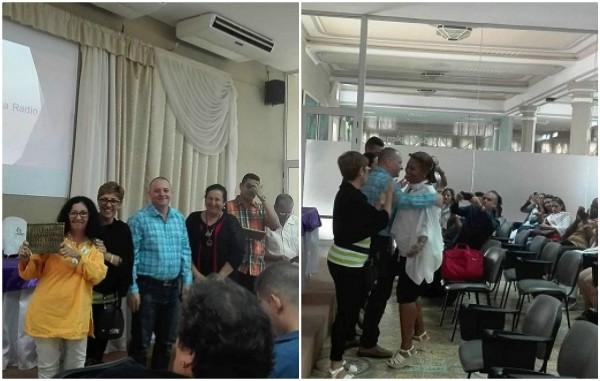 Radialistas camagüeyanos pasan revista a su quehacer