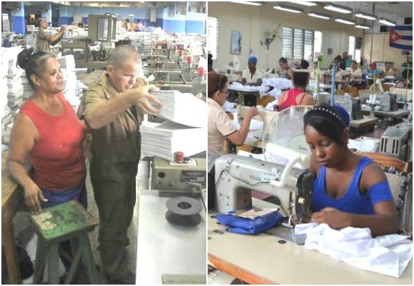 Reconoce movimiento sindical cubano a trabajadores que garantizan inicio del curso escolar