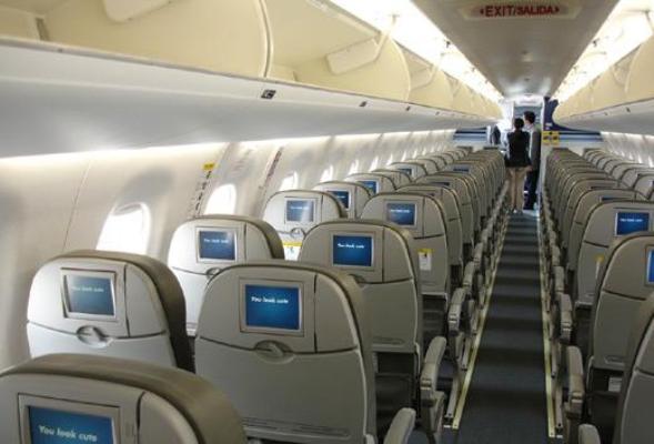 Revelan cuál es el asiento más seguro para viajar en avión