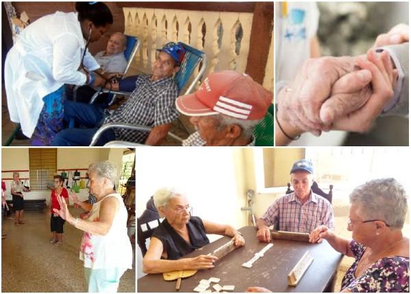 Beneficia la Asistencia Social en Camagüey a población de la tercera edad