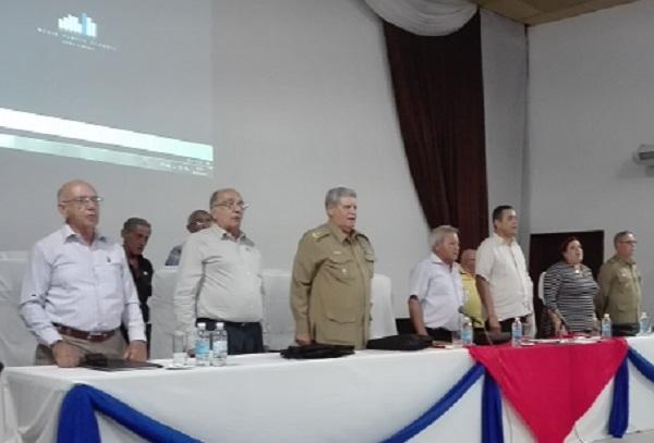 Ratifican combatientes camagüeyanos su apoyo incondicional a la Revolución cubana (+ Post)