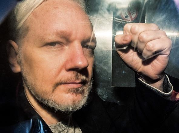 Cerrada en Suecia investigación contra Assange sobre caso de violación