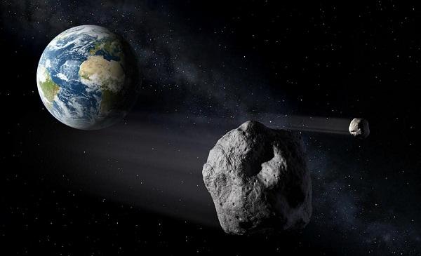 Gran asteroide se acercará a la Tierra en septiembre próximo