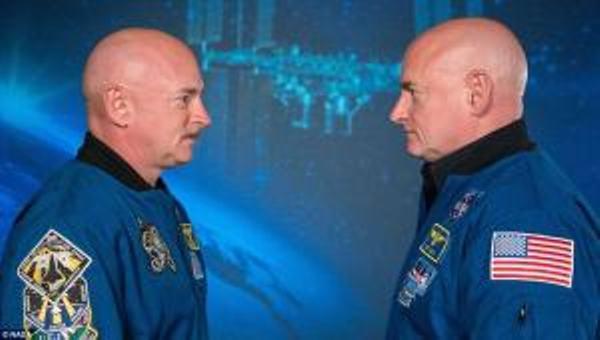 Creció cinco centímetros en el espacio astronauta estadounidense