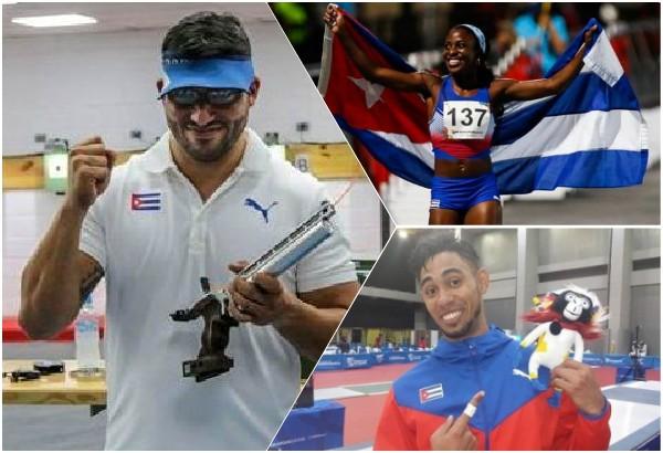 Campeones centrocaribeños electos mejores atletas camagüeyanos de julio