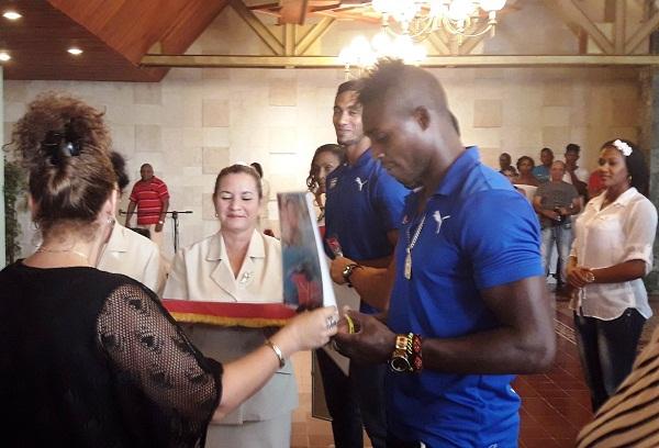 Recibidos atletas del Camagüey que participaron en Juegos Centrocaribeños 2018
