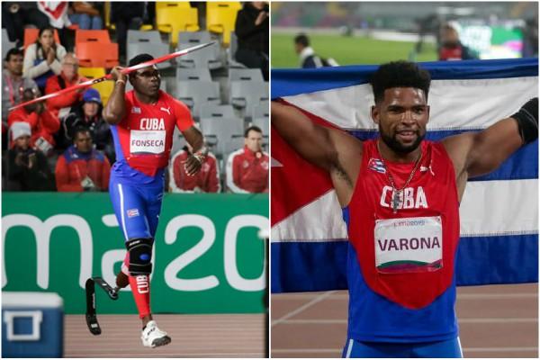 Dos camagüeyanos entre los mejores atletas discapacitados del 2019 en Cuba