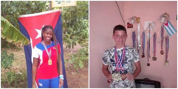 Sobresalen juveniles de Tenis de mesa y Atletismo durante 2019 en Camagüey