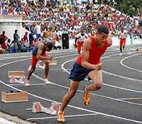 Cubana Girat invencible en mundial de Atletismo para sordos