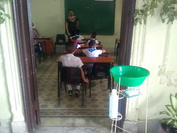 Seminternado camagüeyano se adecua a las condiciones actuales sin afectar el proceso educativo  (+Fotos)