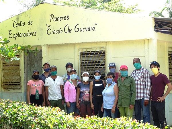 Desde Educación también la tierra produce en Camagüey