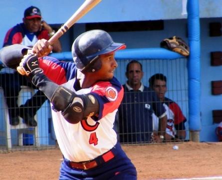 Alexander Ayala, mejor atleta de Camagüey en octubre