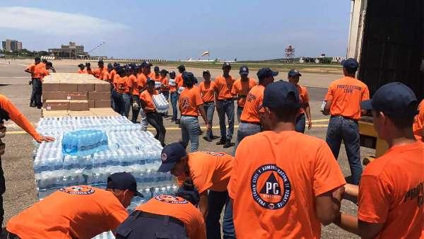 Venezuela envía ayuda humanitaria para apoyar a isla de Dominica