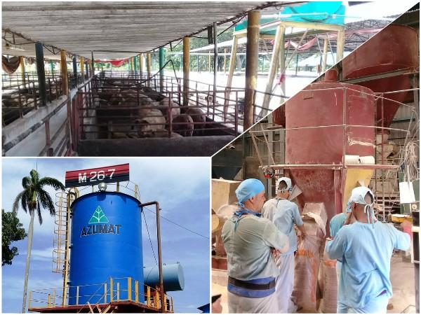 Amplía capacidades para producción de alimentos el sector azucarero camagüeyano